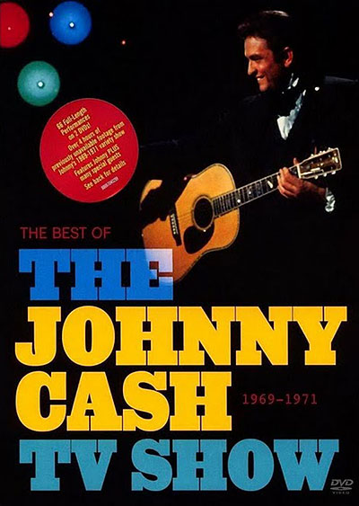 The Johnny Cash TV Show R1 Front