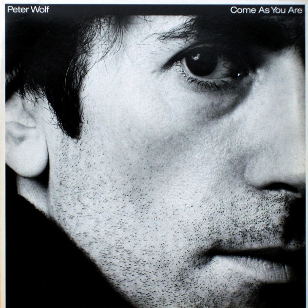 Peter Wolf - Come As You Are - Front