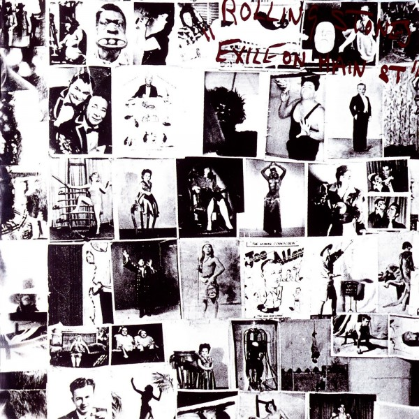 The Rolling Stones - Exile On Main St.-Front