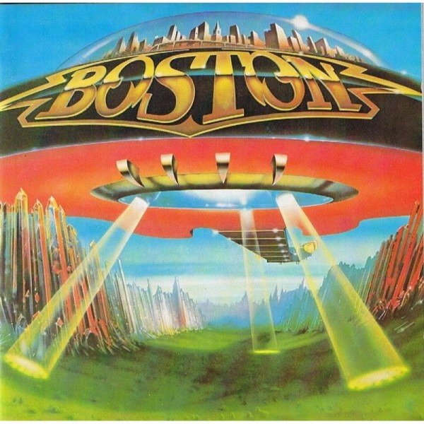 Boston ‎– Don't Look Back-800x800