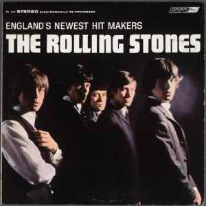 Rolling-Stones-first-LP-release-from-1964.ローリングストーンズ第1集