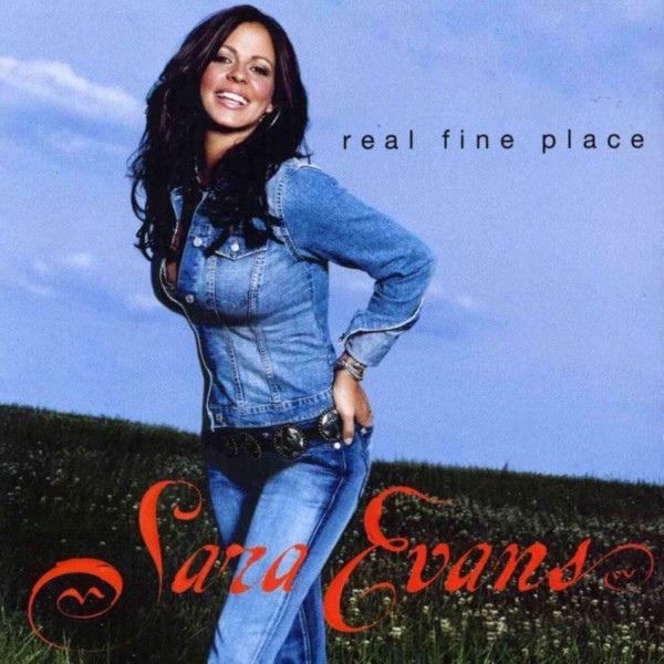 Sara_Evans-Real_Fine_Place-Frontal