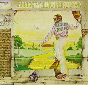 エルトン・ジョン『Goodbye Yellow Brick Road』
