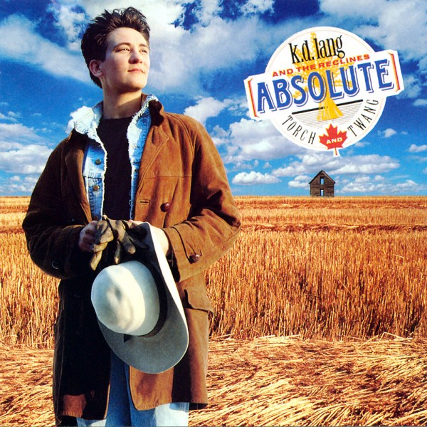 K.D. Lang & The Reclines - Absolute Torch And Twang (Australia) - Front