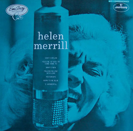 ヘレン・メリル『Helen Merrill with Clifford Brown』Limited Edition