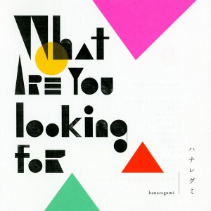 ハナレグミ『What are you looking for』