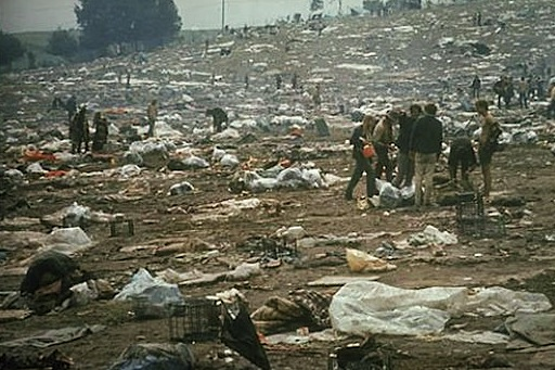 Woodstock-aftermath