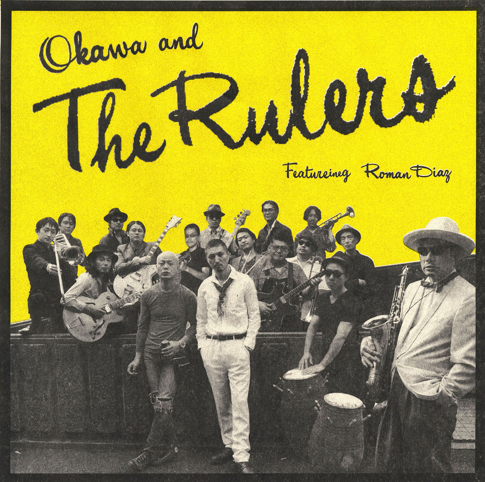 Okawa & The Rulers『お城の中で』