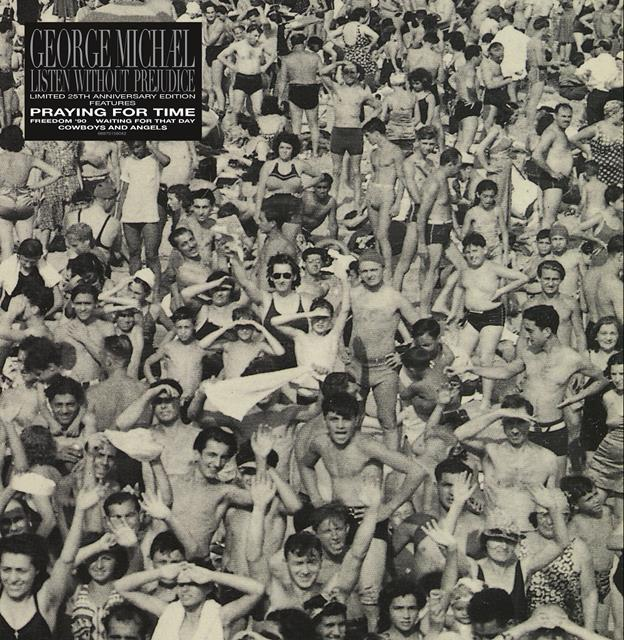 ジョージ・マイケル『Listen Without Prejudice 25』