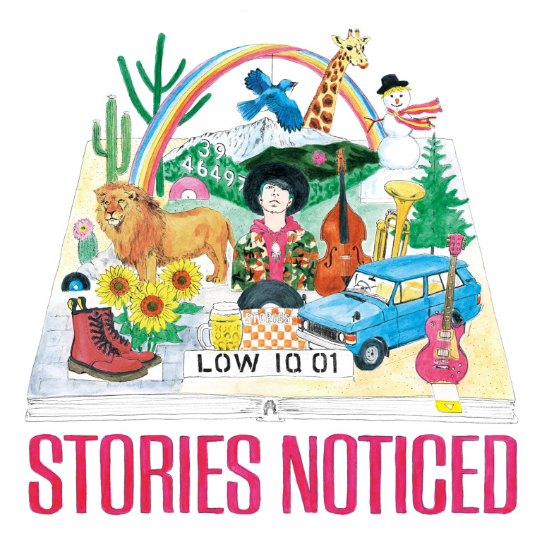LOW IQ 01『Stories Noticed』