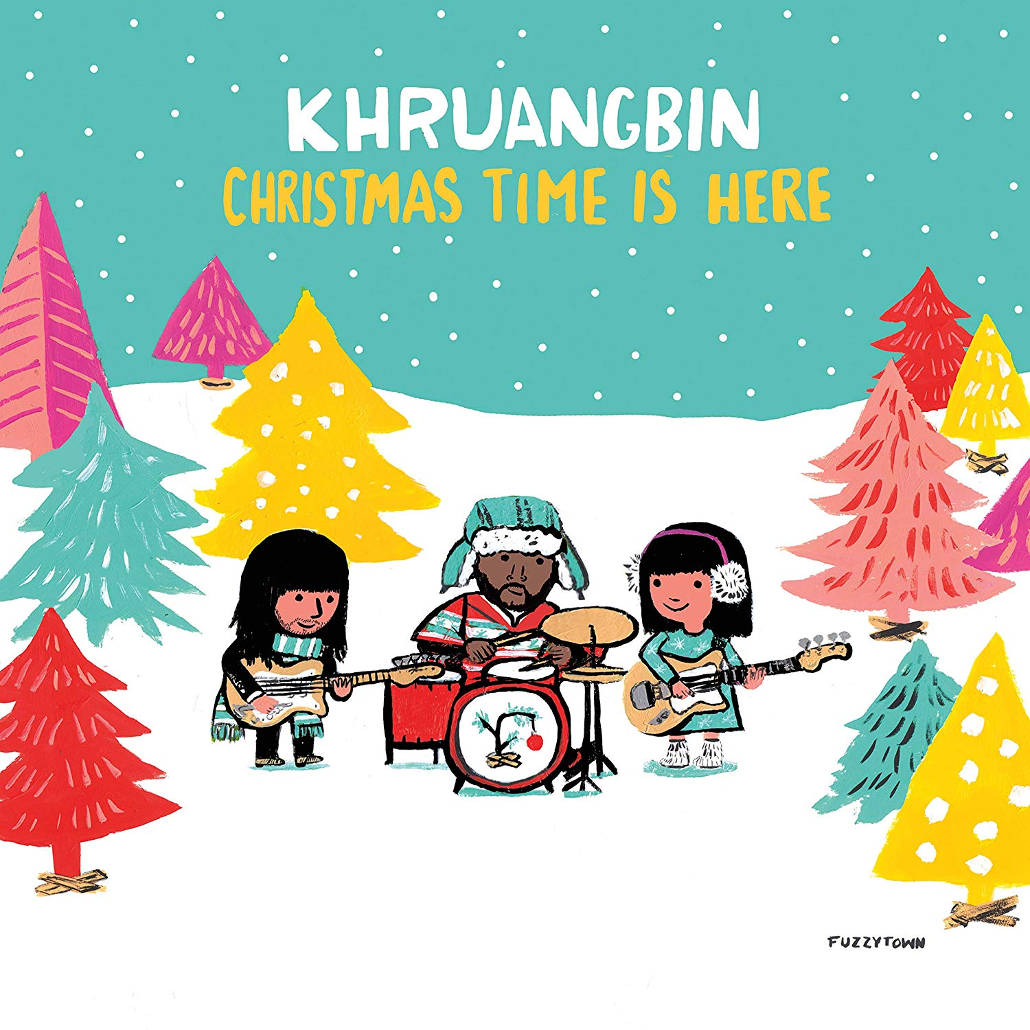 クルアンビン『Christmas Time Is Here』