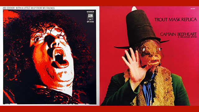 Captain Beefheart / キャプテン・ビーフハート TAP the POP